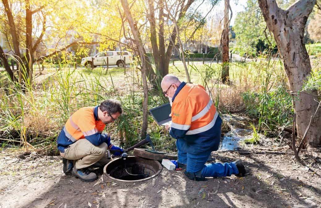 SA Water's sewer smart tech success