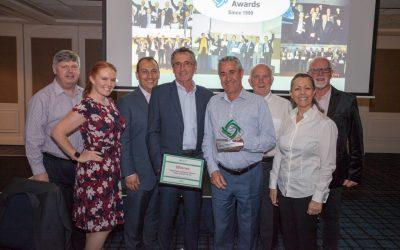 Taggle wins Consensus GreenTech Award