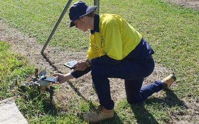Installation of smart water meters has reached the halfway point at Hinchinbrook Shire Council